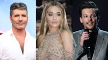 Simon Cowell, Rita Ora, and Louis Tomlinson Team Up for Charity Single Benefiting Grenfell Tower Victims