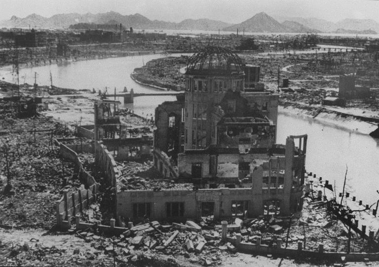 Hiroshima marks 75 years since atomic bombing in scaled-back ceremony