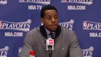 Press Pass: Andre Iguodala