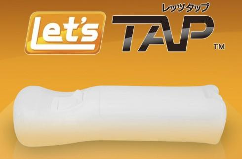 TGS 08: Let's write an article about Let's Tap