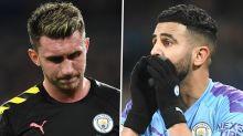 Man City duo Laporte & Mahrez test postive for Covid-19