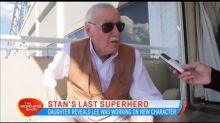 Stan Lee's final superhero creation