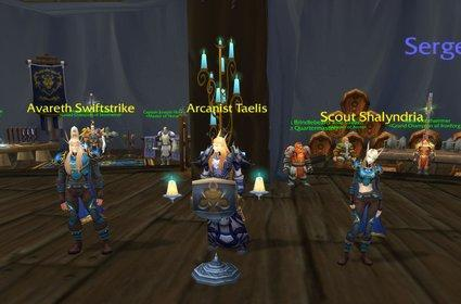 Breakfast Topic: What do you want to see in the Argent Tournament?