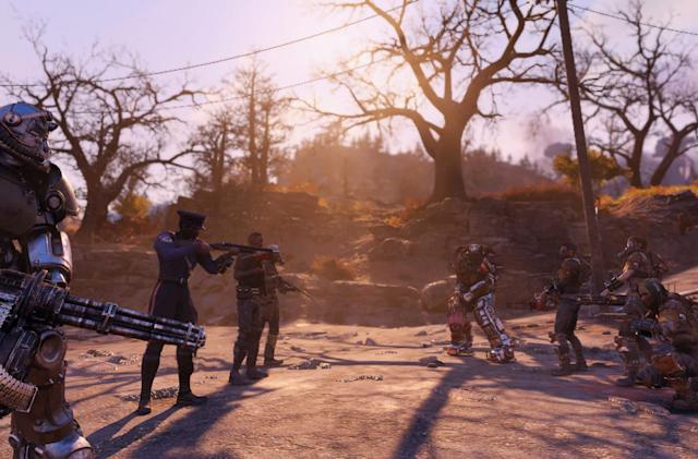 Bethesda will add a high-stakes PvP mode to 'Fallout 76'