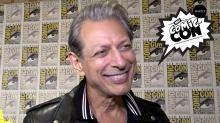 Jeff Goldblum Discussing Cheese and 4 Other Comic-Con Moments That Caught Us Off-Guard