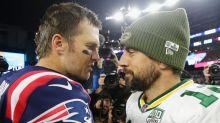 Gigantenduell Brady vs. Rodgers