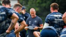 Stuart Lancaster steels Leinster for 'far from broken' Saracens backlash