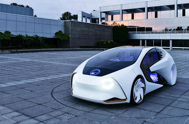 Toyota allies with Intel to develop self-driving car ecosystem