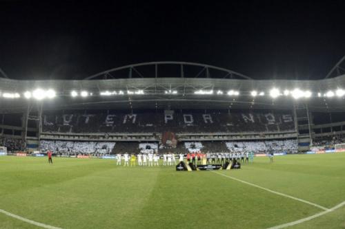 Botafogo ultrapassa a marca de 10 mil novos sócios-torcedores em 2017