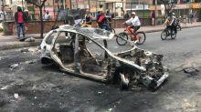 Una decena de personas murieron en protestas contra violencia policial en Bogotá