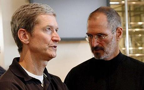 "Tim Cook: ""Apple TV es sólo un hobby"""
