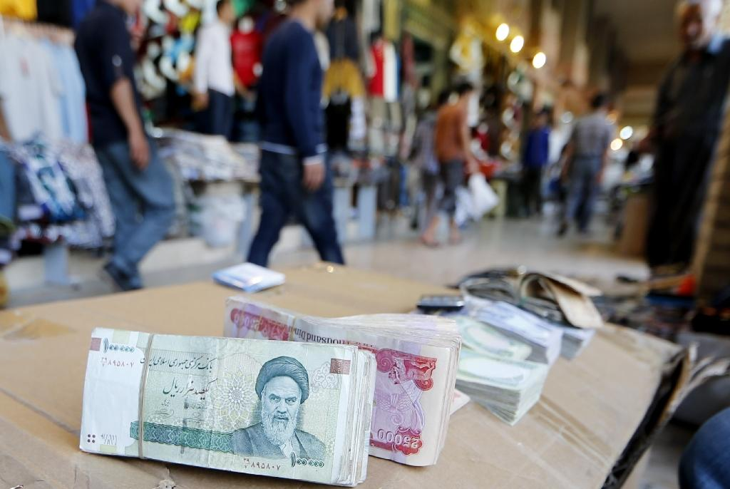 Iran Currency Drops 18 In Two Days