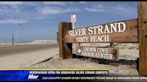 Reservations open for renovated Silver Strand campsite
