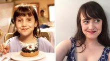 The Cast Of Matilda: Then And Now