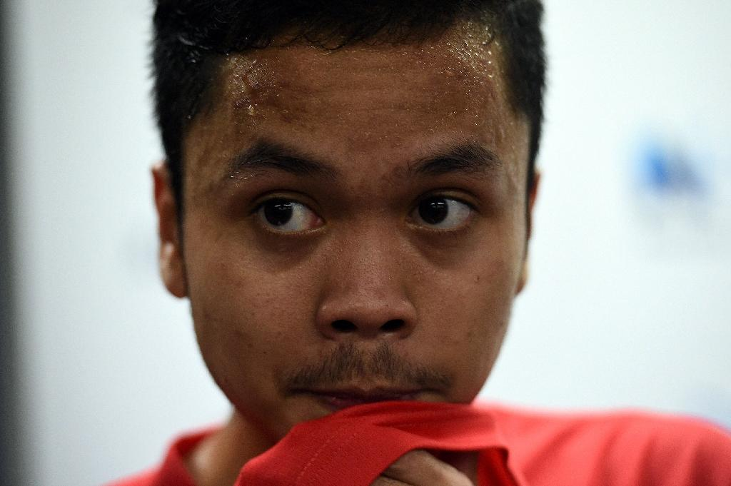 Indonesia's Ginting upsets top seed Chen to reach ...