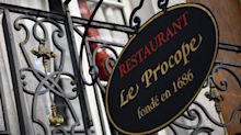 Le Procope à Paris, un restaurant emblématique de l'Histoire de France