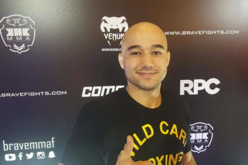 Marlon Moraes revelou que prefer lutar no UFC - Gabriel Monteiro