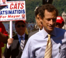 Shamed Ex-Congressman Anthony Weiner Called Son His Own 'Chick Magnet': Report