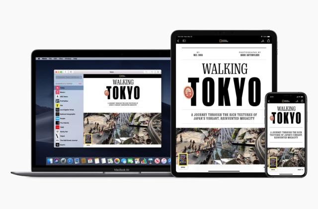 Apple News+ has issues, but it's a great deal for casual readers