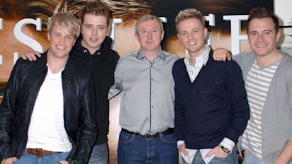 Westlife's Shane rules out any Brian McFadden reunion