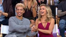 'DWTS' season 25 winner Jordan Fisher will use his trophy as a Thanksgiving centerpiece