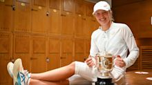Iga Swiatek exclusive interview: Meet the teenage star with horizons far beyond the world of tennis