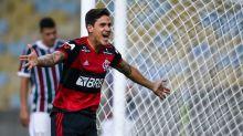 """Pedro destaca trio que deve brigar no Brasileirão com o Flamengo, mas pondera: """"Tem que mostrar o bom futebol"""""""