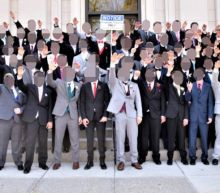 Wisconsin High School Students Appear To Give Nazi Salute In Junior Prom Photo