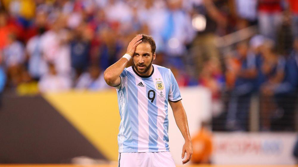 Los diez máximos goleadores de la Selección argentina
