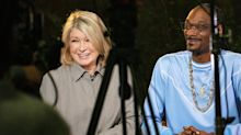 Martha Stewart and Snoop Dogg talk plans for 'The Masked Singer,' Snoop's 2022 Super Bowl halftime show, and new duet