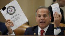 Democrats delay historic vote on impeachment articles