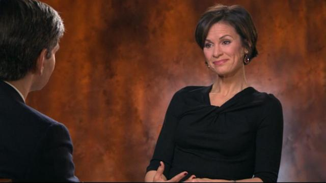 Elizabeth Vargas: 'I Am an Alcoholic'