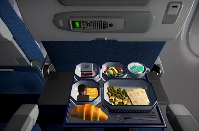 'Airplane Mode' will let you relive the monotony of economy class this fall