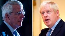 John Major to say Boris Johnson acted 'like a dishonest estate agent' over Parliament suspension