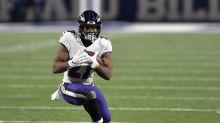 One Baltimore Ravens teammate's talk with J.K. Dobbins