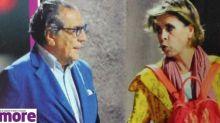Ágatha Ruiz de la Prada, enamorada de un psiquiatra