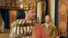 Viewers LOVED Danny Dyer's 'Right Royal Family'