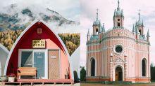 #發現 Instagram:另類旅遊書!原來 Wes Anderson 的彩色復古世界全都能在現實找到