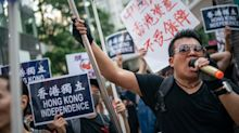 Pro-Independence Student Activists in Hong Kong Call on U.S. to Protect the City's Freedoms