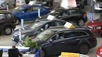 Russia's auto industry in slow lane