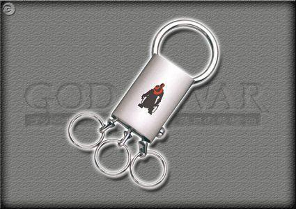 Special keychains for Japanese God of War event
