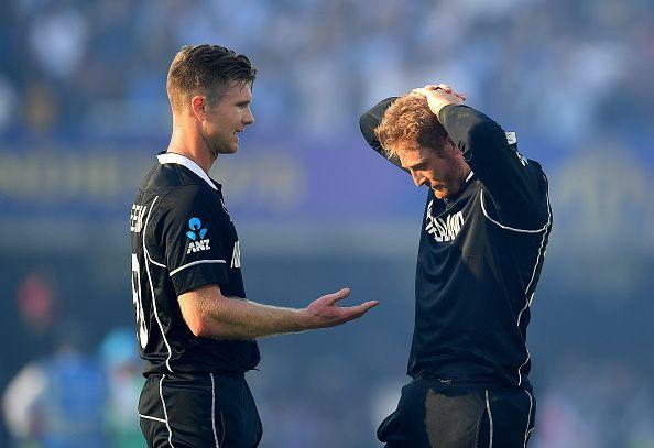 World Cup 2019: The fault in New Zealand's stars