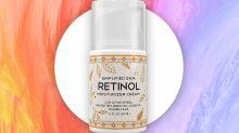La crema con retinol que causa furor en Amazon