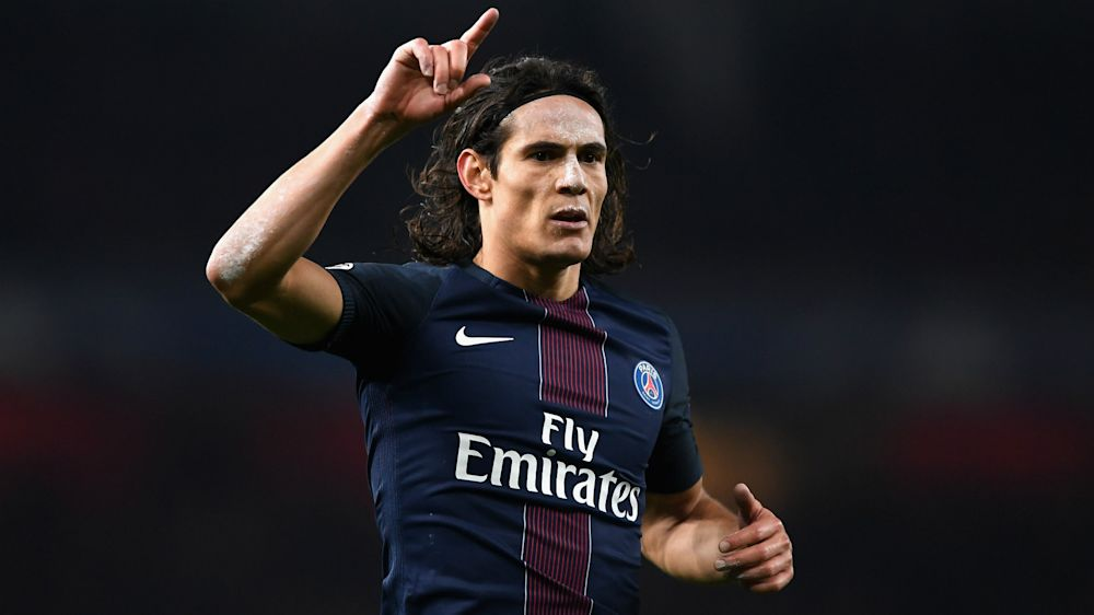 Marseille 2 Paris Saint-Germain 2: Cavani rescues visitors after Neymar sees red