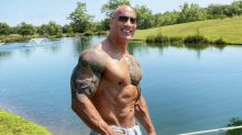 Dwayne 'The Rock' Johnson explains why he doesn't have 'perfect abs'