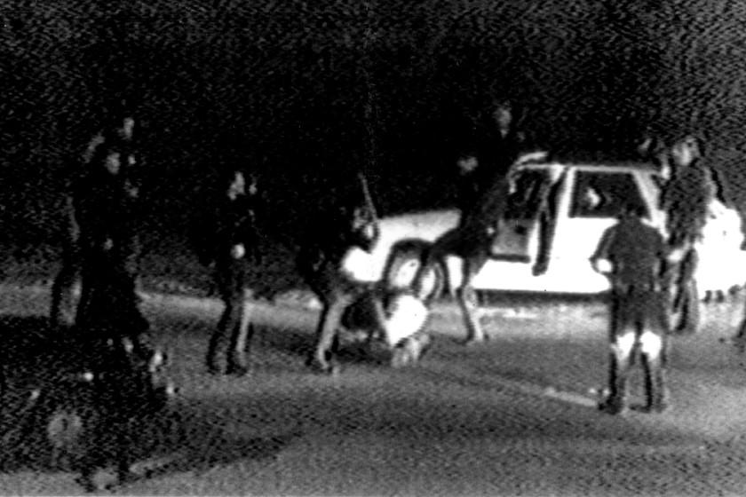George Holliday, man who filmed Rodney King video that forever changed L.A., dies - Yahoo News