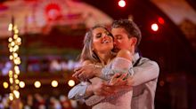 Strictly Come Dancing: Mollie King and AJ Pritchard were caught kissing backstage