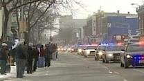 Officer Shot In The Line Of Duty Remembered
