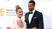 Rio Ferdinand broke down in tears at the sight of bride Kate Wright
