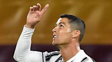 Ronaldo sees a 'bright future' for Juventus after salvaging draw at Roma